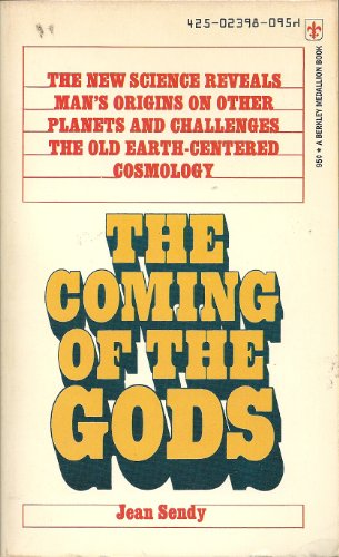 The Coming of the Gods [Mass Market: Sendy, Jean