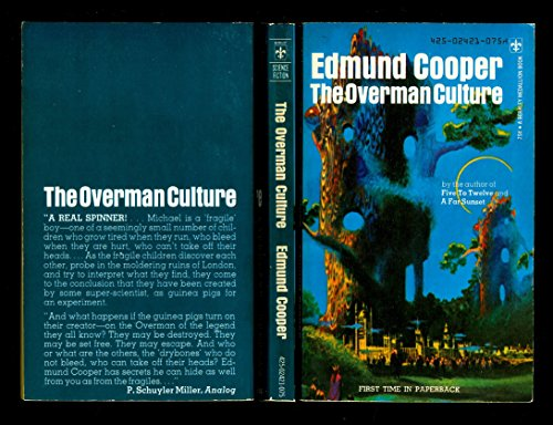 9780425024218: The Overman Culture
