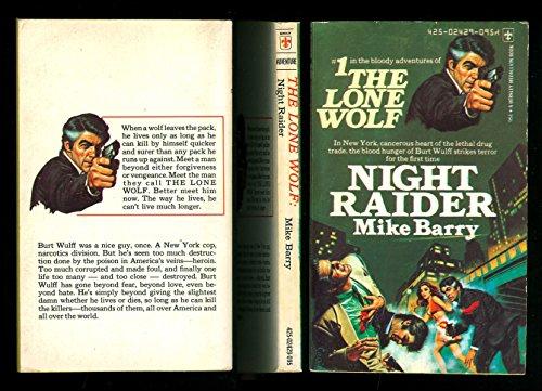 Night Raider (Lone Wolf, 1): Barry, Mike