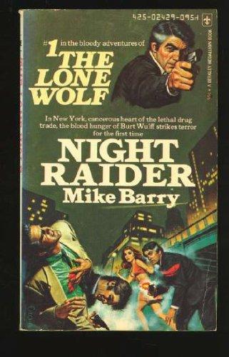 Night Raider (Lone Wolf, 1): Mike Barry