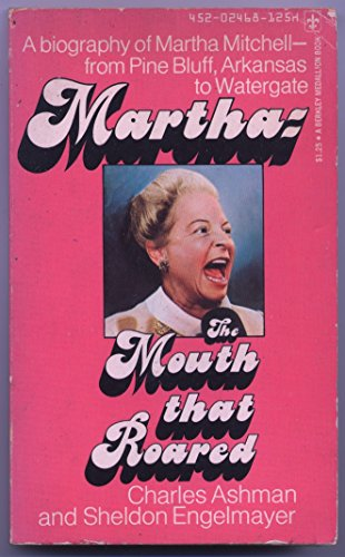 9780425024683: Martha: The Mouth That Roared