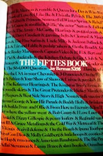 The fifties book, (A Berkley medallion book): Jay Berman