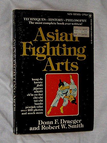 9780425025017: Asian Fighting Arts