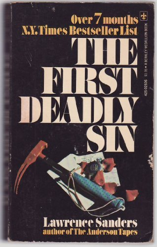 9780425025062: The First Deadly Sin