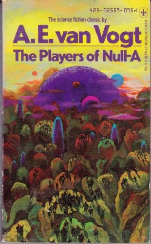 9780425025598: Players Of Null-a