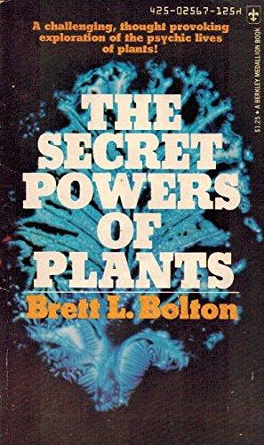 9780425025673: The Secret Powers of Plants