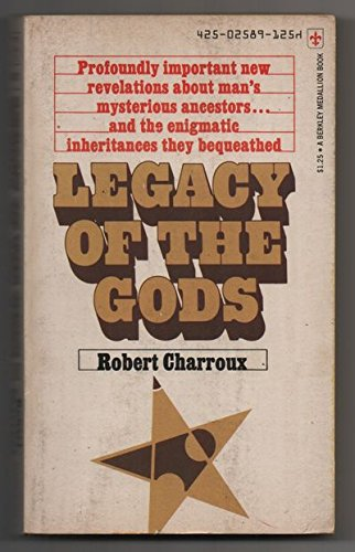 9780425025895: Legacy of the gods