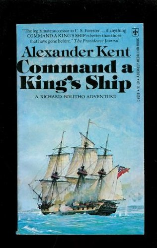 9780425026182: Command a King's Ship