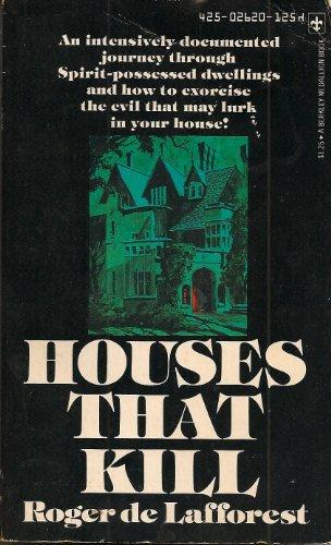 9780425026205: Houses That Kill