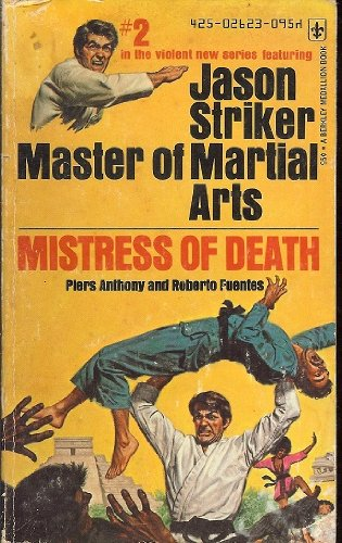 9780425026236: MISTRESS OF DEATH - A Jason Striker Master of Martial Arts Adventure #2