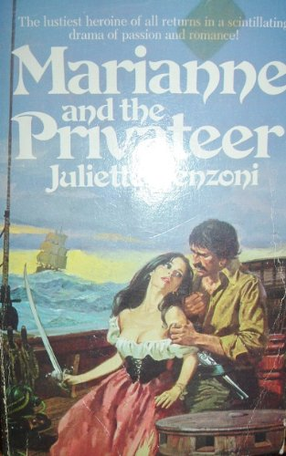 9780425027950: Marianne and the privateer (A Berkley Medallion book)