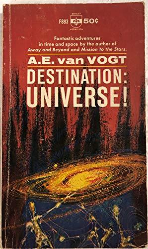 9780425028148: Destination Universe