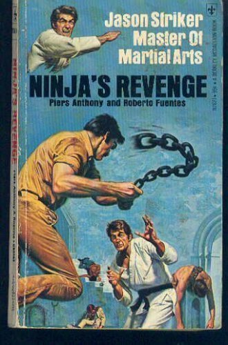 9780425028216: Ninja's Revenge: Jason Striker, Master of Martial Arts