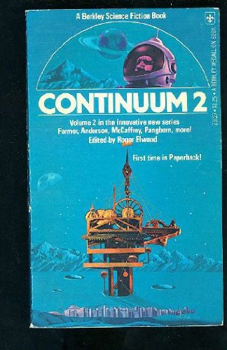 Continuum 2 : Stations of the Nightmare: Elwood, Roger (editor);