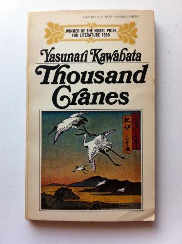 9780425028698: Thousand Cranes