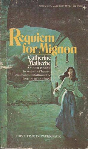 9780425028803: Requiem for Mignon