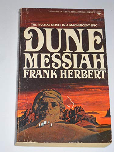 9780425029527: Dune Messiah