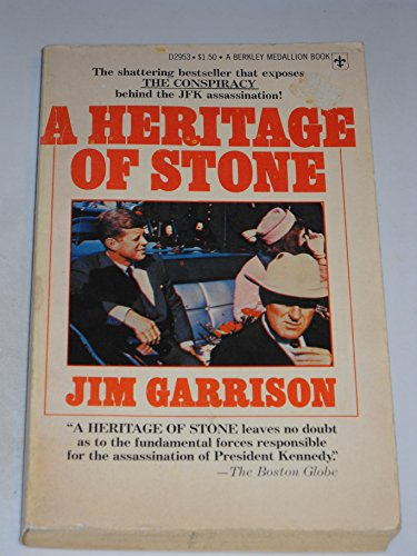 9780425029534: A Heritage of Stone