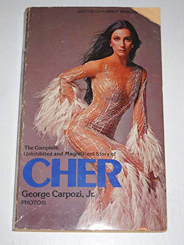 Cher (A Berkley medallion book): George Carpozi