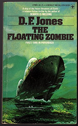 The Floating Zombie (0425029808) by D. F. Jones