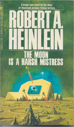 9780425030134: Moon Is Harsh Mistres