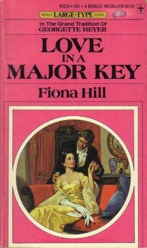 9780425030196: Love In A Major Key