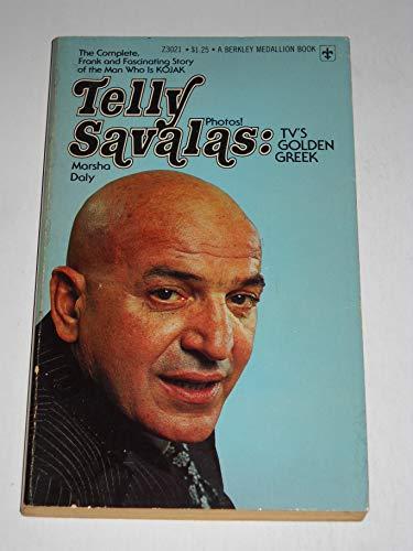 9780425030219: Telly Savalas: TV's golden Greek (Berkley medallion books)