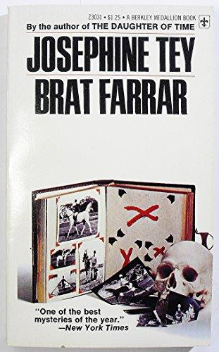 9780425030318: Brat Farrar