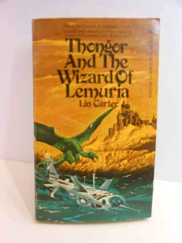 9780425030424: Thongor and The Wizard of Lemuria