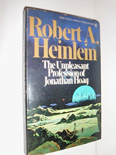 9780425030523: Unpleasant Prof. J. Hoag