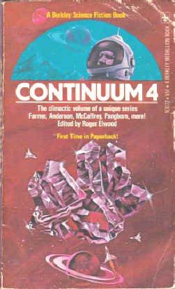 Continuum 4: Roger Elwood ,