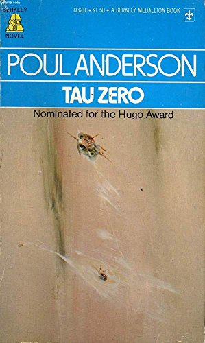 9780425032107: Tau Zero (Berkley Medallion Book)