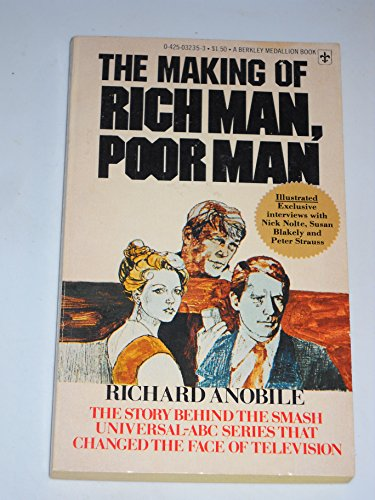 the Making of Rich Man, Poor Man: Anobile, Richard