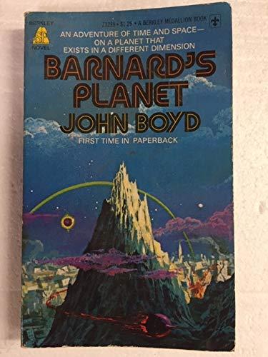 9780425032398: Barnard's Planet