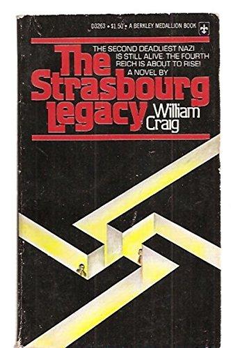 9780425032633: The Strasbourg Legacy