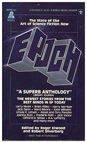 9780425033159: EPOCH: The State of the Art of Science Fiction Now