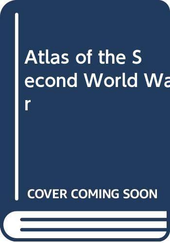 9780425033692: Atlas of the Second World War