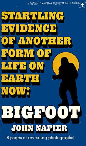 9780425033814: Bigfoot