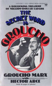 9780425033876: The secret word is Groucho
