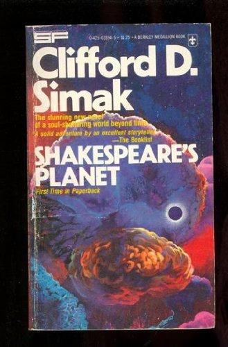 9780425033944: Shakespeare's Planet (Medallion SF, Z3394)