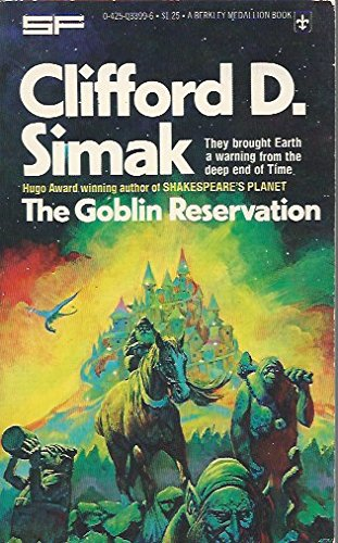 9780425033999: The Goblin Reservation