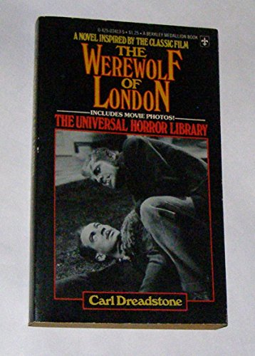 9780425034132: The Werewolf of London