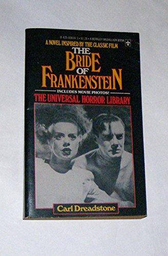 9780425034149: The Bride of Frankenstein