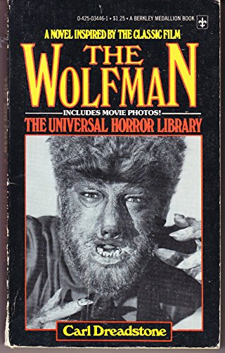 9780425034460: The Wolfman