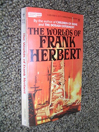 9780425035023: The Worlds of Frank Herbert