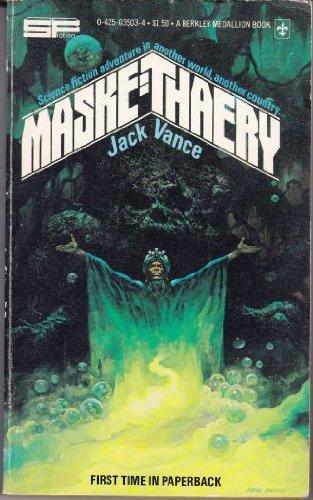 9780425035030: Maske: Thaery