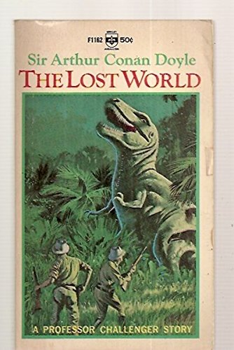 Editions of The Lost World by Arthur Conan Doyle