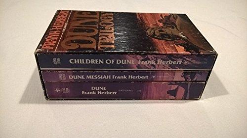 9780425035702: Dune Trilogy Box Set