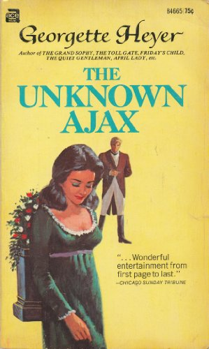 9780425035795: The Unknown Ajax