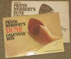 9780425036044: Dune Calendar 1978